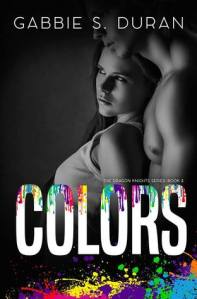Colors (The Dragon Knights #2), Gabbie Duran